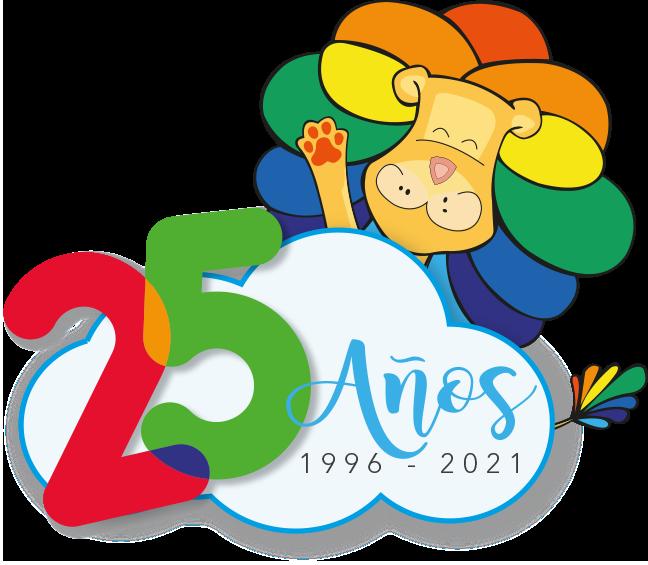 Jardín del Arco iris 25 Años